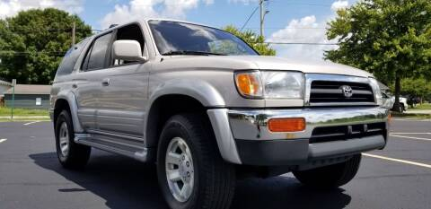 1997 Toyota 4Runner for sale at Sinclair Auto Inc. in Pendleton IN