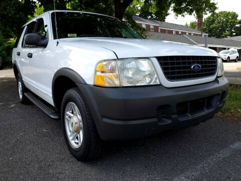 2003 Ford Explorer for sale at Moor's Automotive in Hackettstown NJ