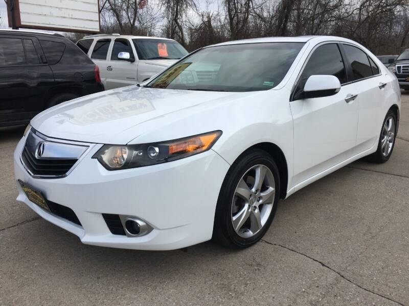 2014 Acura TSX for sale at Town and Country Auto Sales in Jefferson City MO