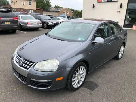 2008 Volkswagen Jetta for sale at MAGIC AUTO SALES in Little Ferry NJ