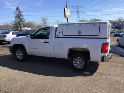 2012 Chevrolet Silverado 1500 for sale at Sparkle Auto Sales in Maplewood MN
