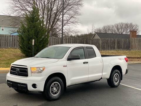 2012 Toyota Tundra for sale at Superior Wholesalers Inc. in Fredericksburg VA