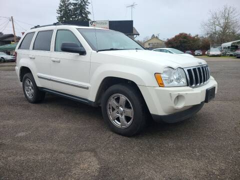2005 Jeep Grand Cherokee for sale at Universal Auto Sales in Salem OR