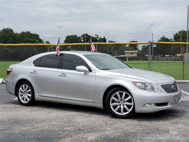 2009 Lexus LS 460 for sale in Hollywood, FL