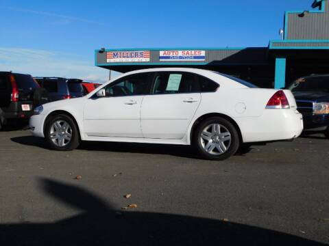 2013 Chevrolet Impala for sale at Miller's Economy Auto in Redmond OR