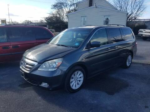 2006 Honda Odyssey for sale at Credit Connection Auto Sales Inc. CARLISLE in Carlisle PA