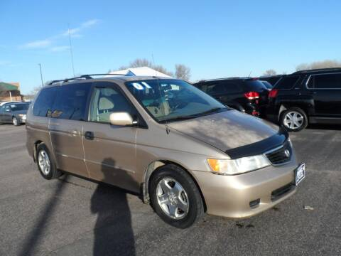 2001 Honda Odyssey for sale at America Auto Inc in South Sioux City NE