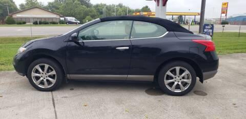 2014 Nissan Murano CrossCabriolet for sale at Elite Auto Sales in Herrin IL