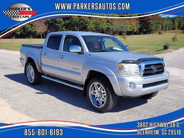 2006 Toyota Tacoma for sale at Parker's Used Cars in Blenheim SC
