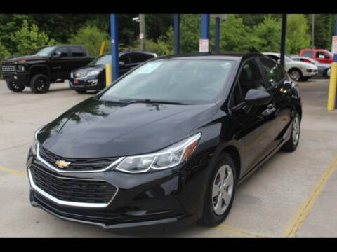2018 Chevrolet Cruze for sale at Inline Auto Sales in Fuquay Varina NC