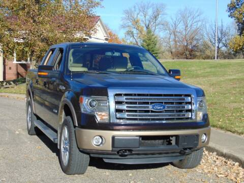 2013 Ford F-150 for sale at Auto House Superstore in Terre Haute IN