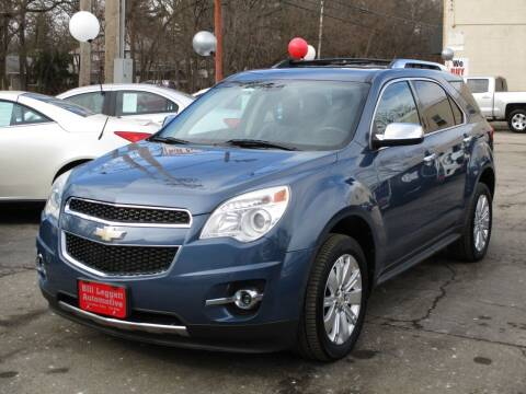 2011 Chevrolet Equinox for sale at Bill Leggett Automotive, Inc. in Columbus OH