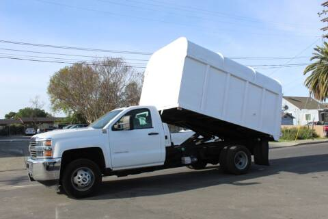 2015 Chevrolet Silverado 3500HD for sale at CA Lease Returns in Livermore CA
