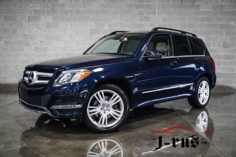 2015 Mercedes-Benz GLK for sale at J-Rus Inc. in Macomb MI