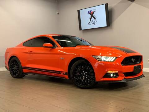 2015 Ford Mustang for sale at TX Auto Group in Houston TX