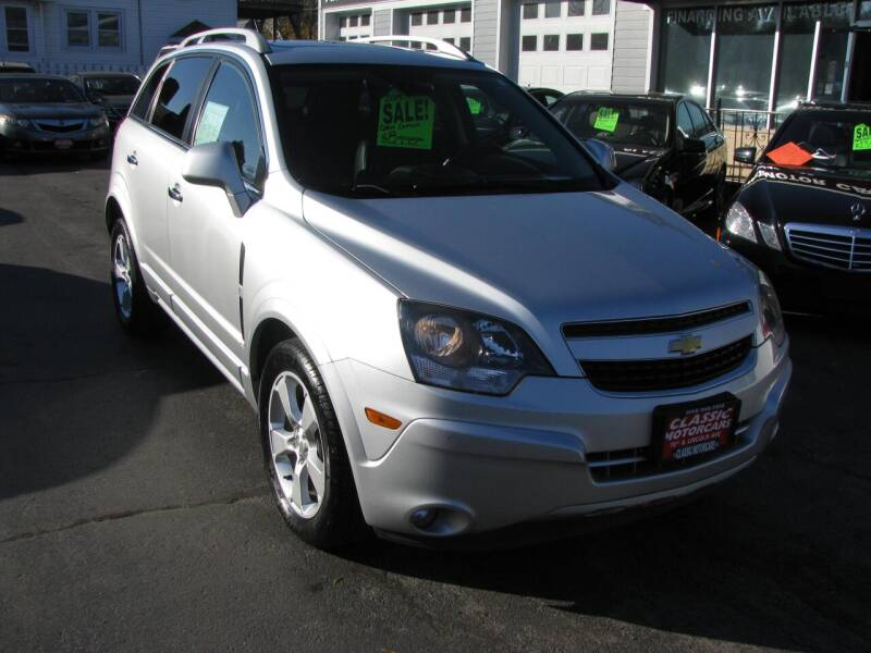 2015 Chevrolet Captiva Sport for sale at CLASSIC MOTOR CARS in West Allis WI