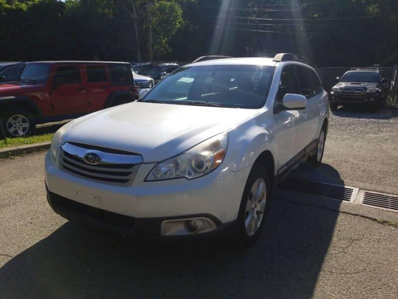 2012 Subaru Outback for sale at AMA Auto Sales LLC in Ringwood NJ