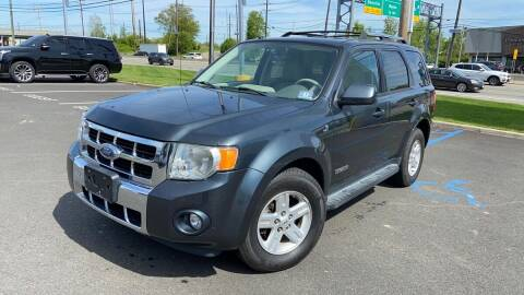 2008 Ford Escape Hybrid for sale at Mass Auto Exchange in Framingham MA