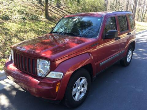 2012 Jeep Liberty for sale at Deme Motors in Raleigh NC