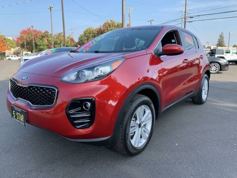 2018 Kia Sportage for sale at 5 Star Auto Sales in Modesto CA
