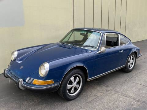 1970 Porsche 911 T Sunroof Coupe for sale at Gallery Junction in Orange CA