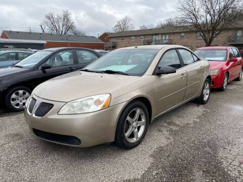 2007 Pontiac G6 for sale at 4th Street Auto in Louisville KY