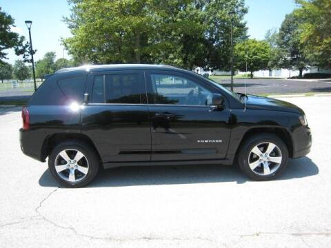 2017 Jeep Compass for sale at FINNEY'S AUTO & TRUCK in Atlanta IN