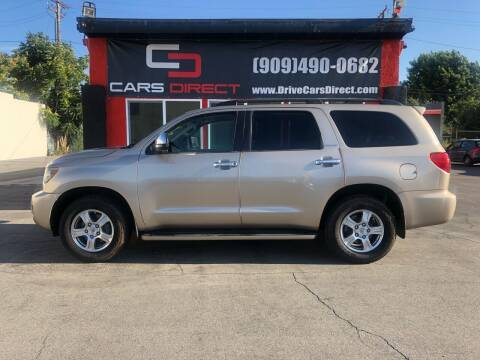 2008 Toyota Sequoia for sale at Cars Direct in Ontario CA
