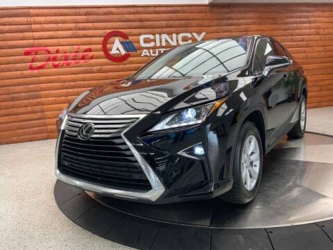 2017 Lexus RX 350 for sale at Dixie Motors in Fairfield OH