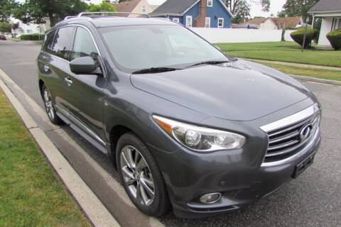 2014 Infiniti QX60 for sale at First Choice Automobile in Uniondale NY