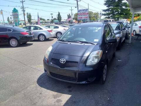 2007 Toyota Yaris for sale at Wilson Investments LLC in Ewing NJ