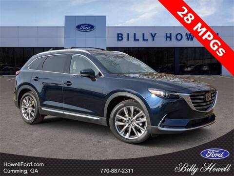 2019 Mazda CX-9 for sale at BILLY HOWELL FORD LINCOLN in Cumming GA