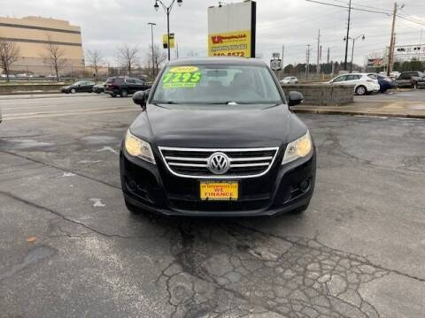 2010 Volkswagen Tiguan for sale at VP Auto Enterprises in Rochester NY