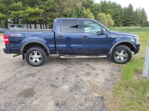 2005 Ford F-150 for sale at SCENIC SALES LLC in Arena WI