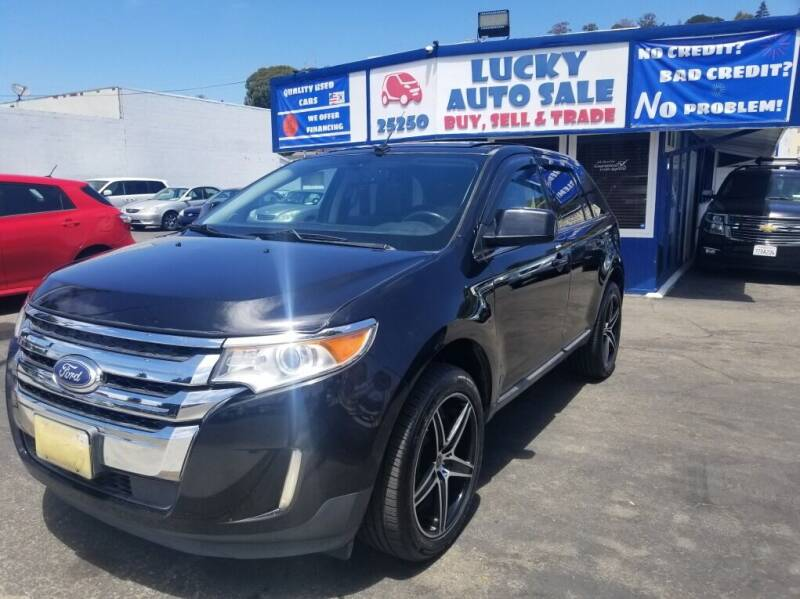 2011 Ford Edge for sale at Lucky Auto Sale in Hayward CA