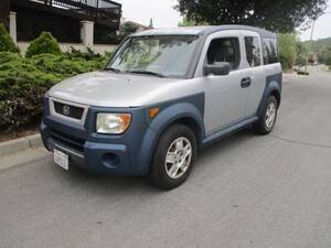 2006 Honda Element for sale at Inspec Auto in San Jose CA