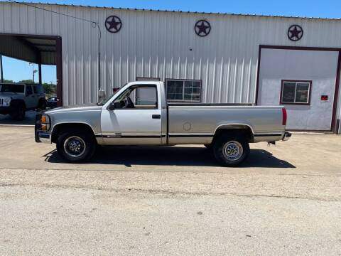 1998 Chevrolet C/K 2500 Series for sale at Circle T Motors INC in Gonzales TX