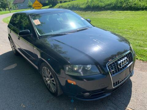 2007 Audi A3 for sale at Trocci's Auto Sales in West Pittsburg PA