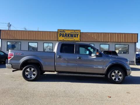 2013 Ford F-150 for sale at Parkway Motors in Springfield IL