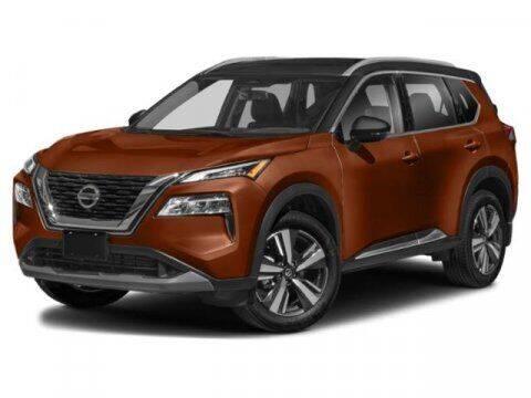 2021 Nissan Rogue for sale at Hanlees Davis Nissan Chevrolet in Davis CA