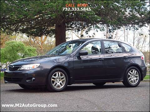 2008 Subaru Impreza for sale at M2 Auto Group Llc. EAST BRUNSWICK in East Brunswick NJ