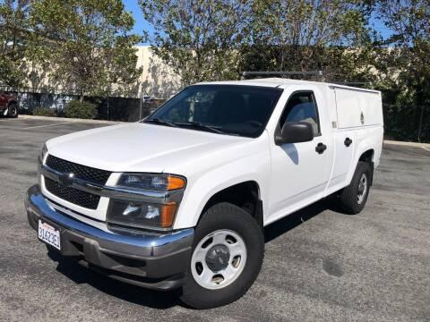 2011 Chevrolet Colorado for sale at CITY MOTOR SALES in San Francisco CA