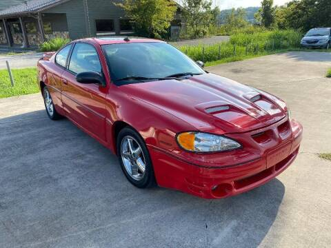 2004 Pontiac Grand Am for sale at Autoway Auto Center in Sevierville TN