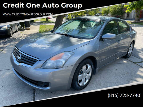 2008 Nissan Altima for sale at Credit One Auto Group in Joliet IL