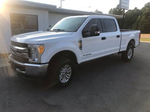 2017 Ford F-250 Super Duty for sale at Rickman Motor Company in Somerville TN