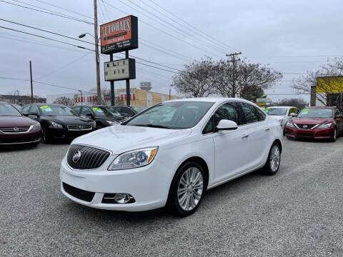 2014 Buick Verano for sale at Autohaus of Greensboro in Greensboro NC
