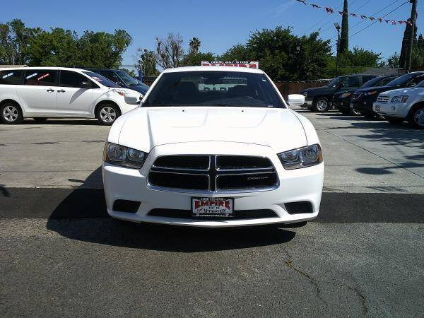 2011 Dodge Charger for sale at Empire Auto Sales in Modesto CA