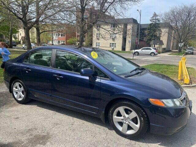 2008 Honda Civic for sale at L & L Auto Sales in Chicago IL