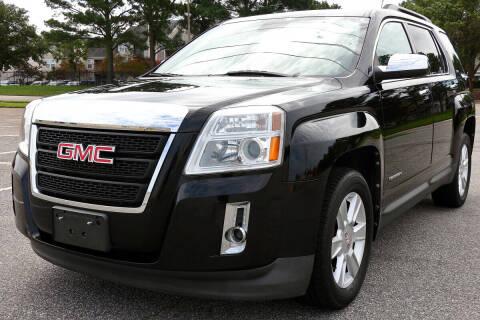 2012 GMC Terrain for sale at Prime Auto Sales LLC in Virginia Beach VA