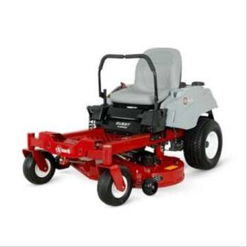 Exmark Quest E-Series 42'' for sale at Koop's Sales and Service in Vinton IA